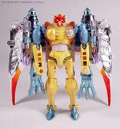 Transformers Beast Wars Metals Airazor Toy Gallery (Image of Beast Machines, Transformers Optimus Prime, Robot Action Figures, Nerd Geek, Box Art, Bowser, Childhood, Geek Stuff, War