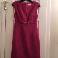 Trina Turk Dress Trina Turk Pink Dress- only worn once Trina Turk Dresses Mini