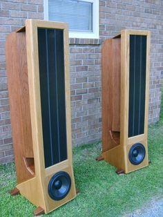 Jazzman's DIY Electrostatic Loudspeakers @ Stereophile.com