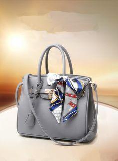 6c296f718d95 Womens Faux Leather Designer Office Purse Shoulder Bag Tote Handbag