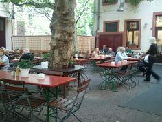 Kanonesteppel in Frankfurt am Main, Hessen