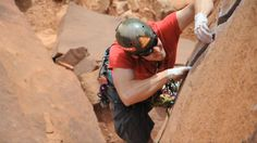 Funny English people climbing in Indian Creek.....   Embroiled by Jenny Crook. A short documentary about three very average climbers who make their way to Indian Creek, Utah, to get embroiled in some crack-climbing.