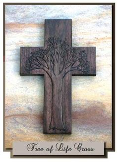 Custom Handmade Wooden Crosses