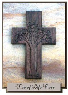 Custom Handmade Wooden Crosses