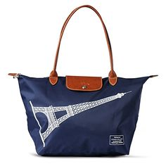 433366be990f Longchamp Tour Eiffel...for some reason, Paris just means tons to me now