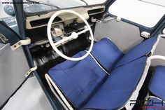 1965 Citroen 2CV - Azam * NO RUST * NON-WELDED CHASSIS * PERFECT MECHANICS | Classic Driver Market