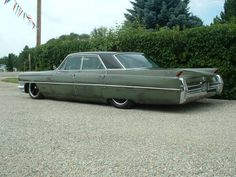 1964 Cadillac bagged on 20's