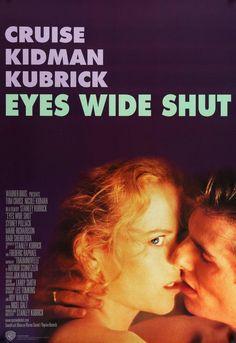 Eyes Wide Shut (1999) Original One-Sheet Movie Poster
