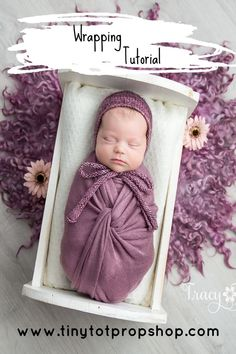 Who else gets completely lost when it comes to wrapping up your tiny newborn clients? Check out this cool knotted bow wrapping technique and several other techniques! Newborn Bows, Newborn Baby Photos, Baby Poses, Newborn Posing, Newborn Pictures, Newborn Photo Props, Baby Pictures, Newborn Photography Tips, Baby Girl Photography