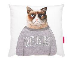 Ohh Deer The Grumpy Cat Cushion