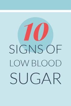 10 Signs of low blood sugar Type 1 Diabetes, Diabetes Quotes, Diabetes Facts, High Blood Sugar Symptoms, Lower Blood Sugar Naturally, High Blood Sugar Levels, Regulate Blood Sugar