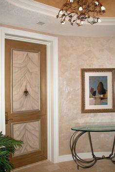 painted door portfolio 2013 by zebo ludvicek, via Behance