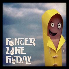Rainy Day from FiNGER ZiNE FRiDAY