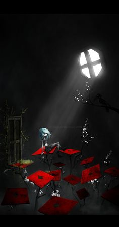 Her World by 2pified on DeviantArt