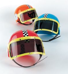 Racing Helmets from Birthday Express $4.00, 8 for $29