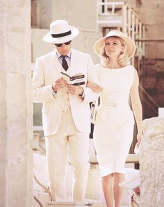 VISIT GREECE| Viggo Mortensen and Kirsten Dunst filming 'The Two Faces of January'
