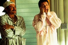 'The Birdcage' (1996), One of his funnier movies. Sad to you leave us, Mr. Robin Williams. You were one of my all time favorite actors! Tragic.