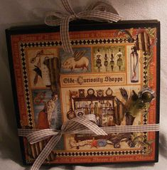 Creative Cafe': Olde Curiosity Shoppe Mini Album
