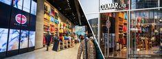 flagship store Colmar Lab // Milano