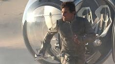I see a new movie. Its oblivion. Its a spacemovie. Its Jack and a girl, in a spacecraft. It was big there. They could train to run, and brush there teeth, eating some food. Hes home is on earth. But he mabe never got home. One of my best actor is in this movie. It´s Tom Cruise. He play very well in the movies hes in