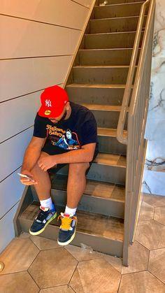 Teen Boy Fashion, Jordan 4, Hot Topic, Streetwear Fashion, Street Wear, Street Style, Shorts, Jeans, Boys