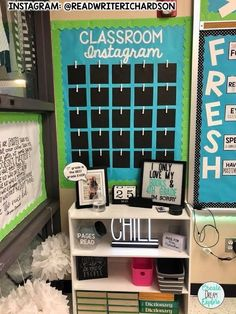 Amazing Classroom Reveal: Using a Cricut for Classroom Decor. The cricut can be used to make vinyl lettering and artwork for your classroom and other needs. If you want to do a classroom makeover the cricut is the tool you need. | Create Dream Explore