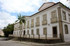 Palácio Episcopal - Rio de Janeiro
