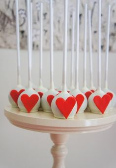 Queen of Hearts Baby Shower - Baby Shower Ideas - Themes