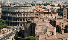 Colosseum – Monday's Roman Free Daily Jigsaw Puzzle