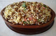 Baião de Dois - Culinária Nordestina - Brasil
