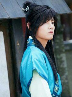 ahh Taehyung...//Hwarang