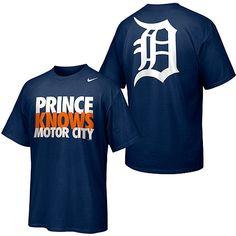 new product 48550 66bfa Detroit Tigers Prince Fielder