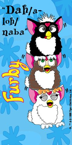 buster creative furby 2