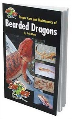 Zoo Med Laboratories Proper Care And Maintenance Of Bearded Dragons Pet Supplies