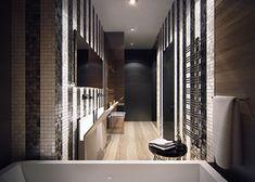 Contemporary apartment | Kiev KO+KO on Behance