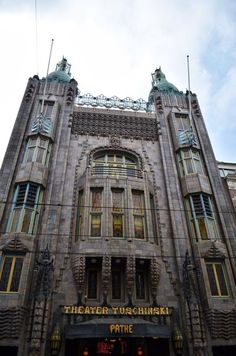 Tuschinski - Amsterdam