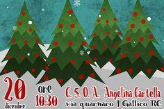 al centro sociale cartella torna la fiera della decrescita eccezionalmente il 20 dicembre per le festività nataliazie