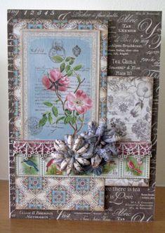 Graphic 45 Botanical Tea
