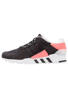 8d3a9ea9dbeb3c EQT SUPPORT RF - Trainers - core black turbo   Zalando.co.uk 🛒