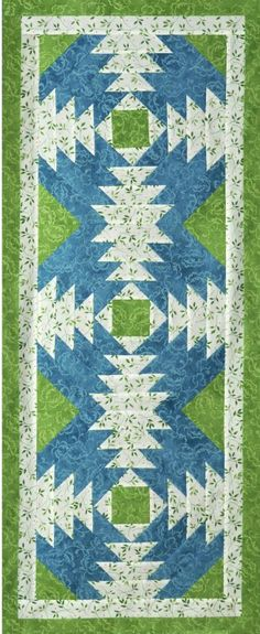 table runner pineapple quilt - Pesquisa Google
