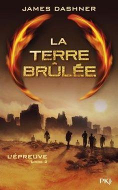 Couverture de L'épreuve, Tome 2 : La Terre Brûlée