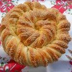 No Bake Desserts, Easy Desserts, Dessert Recipes, Bulgarian Recipes, Bulgarian Food, Queens Food, Macedonian Food, Croissant Recipe, Bread Shaping