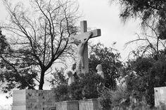 Crucifixión   El Santuario de la Inmaculada Concepción del Cerro San Cristóbal
