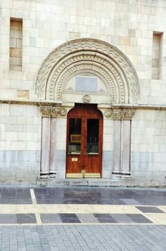 León, capilla del cristo de la victoria, calle ancha