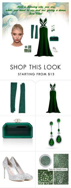 """""""Style"""" by chauert ❤ liked on Polyvore featuring Dsquared2, Judith Leiber, Bling Jewelry and Miu Miu"""
