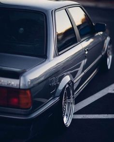 """342 Likes, 5 Comments - 8classic (@8classic_garage) on Instagram: """"#e30 #bmw #classic #oldschool #8classic"""""""