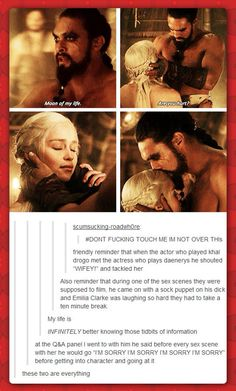 I DON'T EVEN WATCH GAME OF THRONES, AND I FIND THIS ADORABLE.