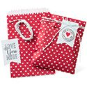 Stampin' Up! Sweetheart Treat Bags $1.99. Order online: essentials.stampinup.net
