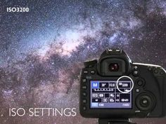 How to Photograph the Milky Way in Really Heavy Light Pollution Using ETTR (Expose to the Right) - YouTube