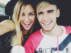 I don't think it's legal to be that perfect. {Colton Dixon annie coggeshall}